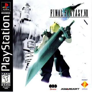 Screenshot Thumbnail / Media File 1 for Final Fantasy VII [NTSC-U] [Disc3of3]